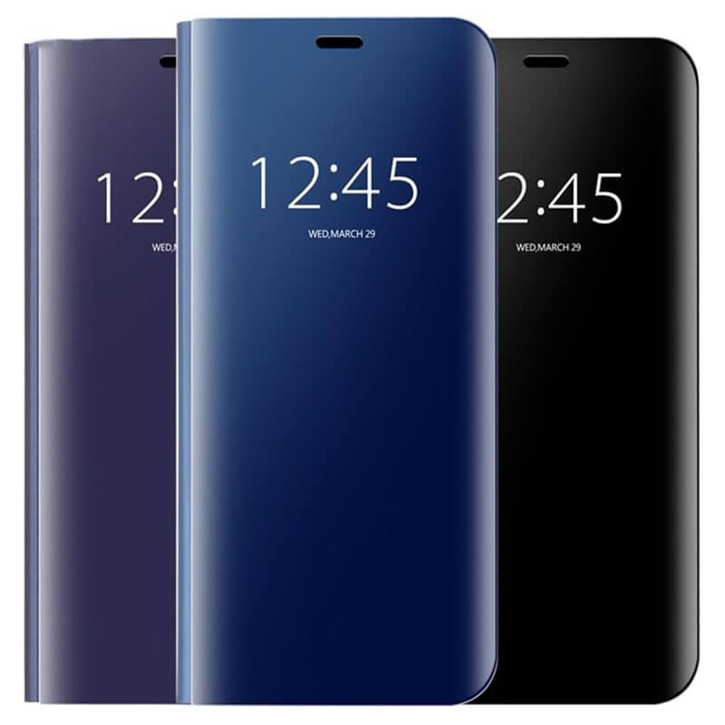 Чехол-книжка Clear View Standing Cover для Samsung Galaxy M01s
