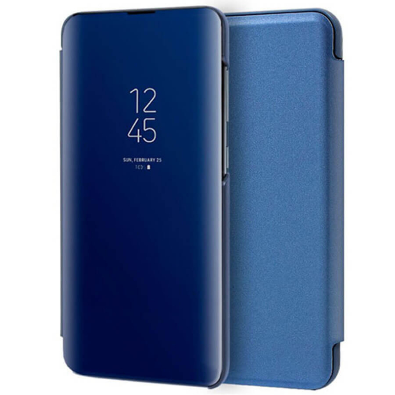 Чехол-книжка Clear View Standing Cover для Huawei P40 Lite