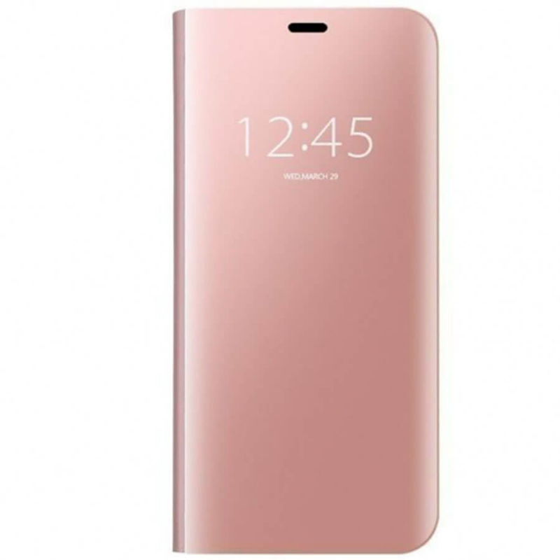 Чехол-книжка Clear View Standing Cover для Nokia X71