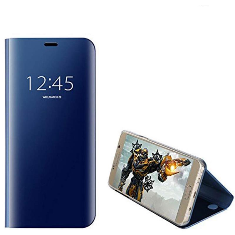 Чехол-книжка Clear View Standing Cover для Samsung Galaxy J4+ (2018)