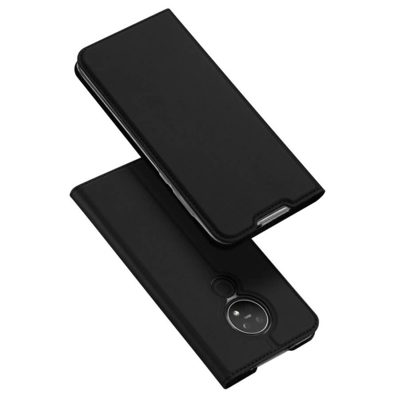 Чехол-книжка Dux Ducis с карманом для визиток для Nokia 6.2 / 7.2