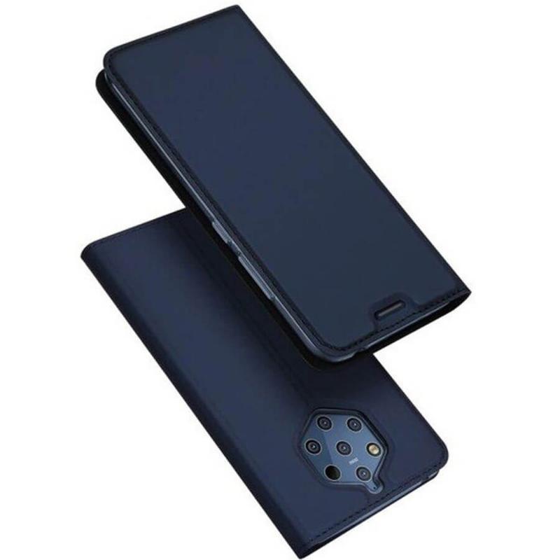 Чехол-книжка Dux Ducis с карманом для визиток для Nokia 9 PureView