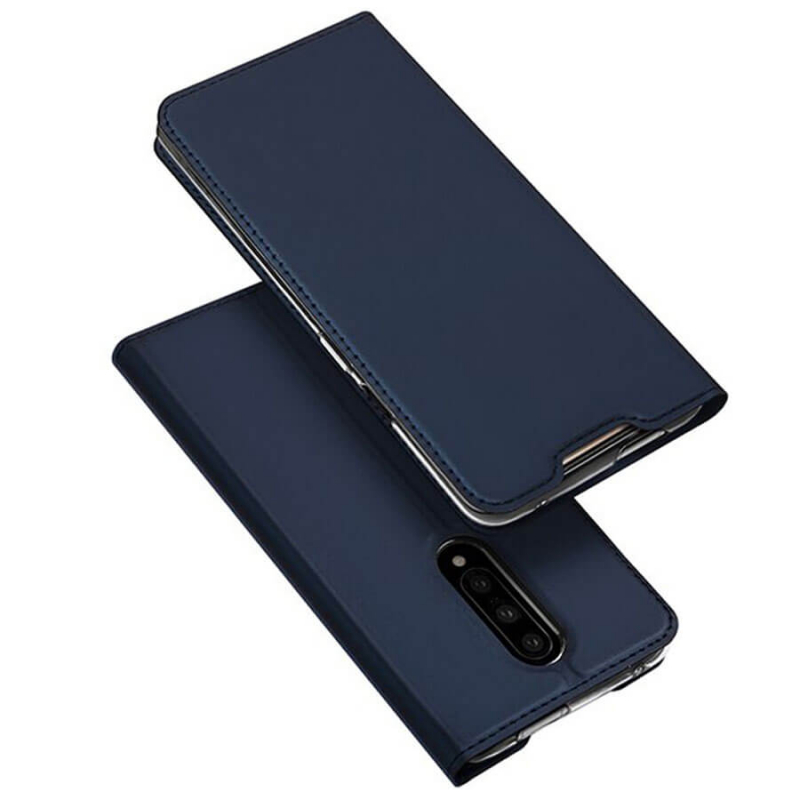 Чехол-книжка Dux Ducis с карманом для визиток для OnePlus 7T Pro