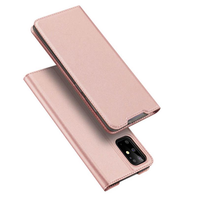 Чехол-книжка Dux Ducis с карманом для визиток для Samsung Galaxy S11