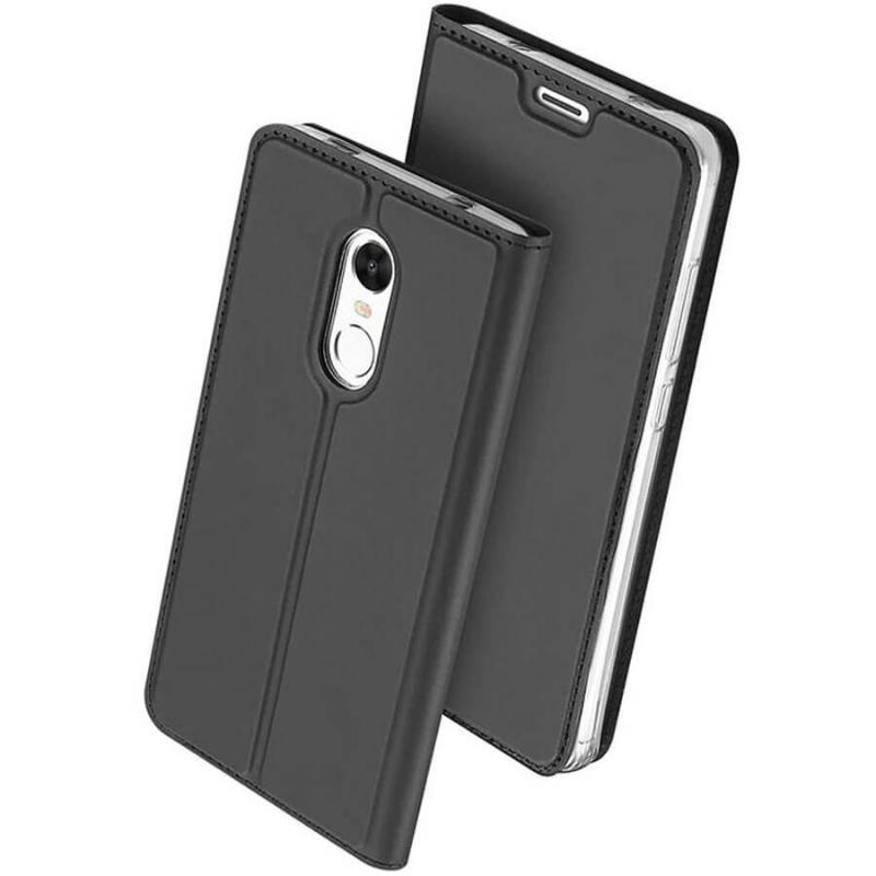 Чехол-книжка Dux Ducis с карманом для визиток для Xiaomi Redmi Note 4 (MTK)