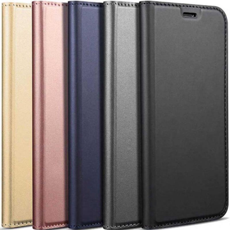 Чехол-книжка Dux Ducis с карманом для визиток для Xiaomi Redmi Note 8