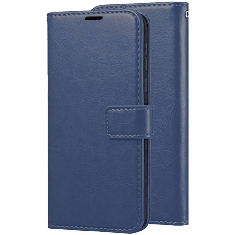 Чехол (книжка) Wallet Glossy с визитницей для Sony Xperia X / Xperia X Dual