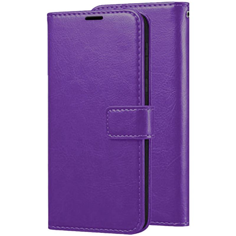 Чехол (книжка) Wallet Glossy с визитницей для Xiaomi Redmi 5