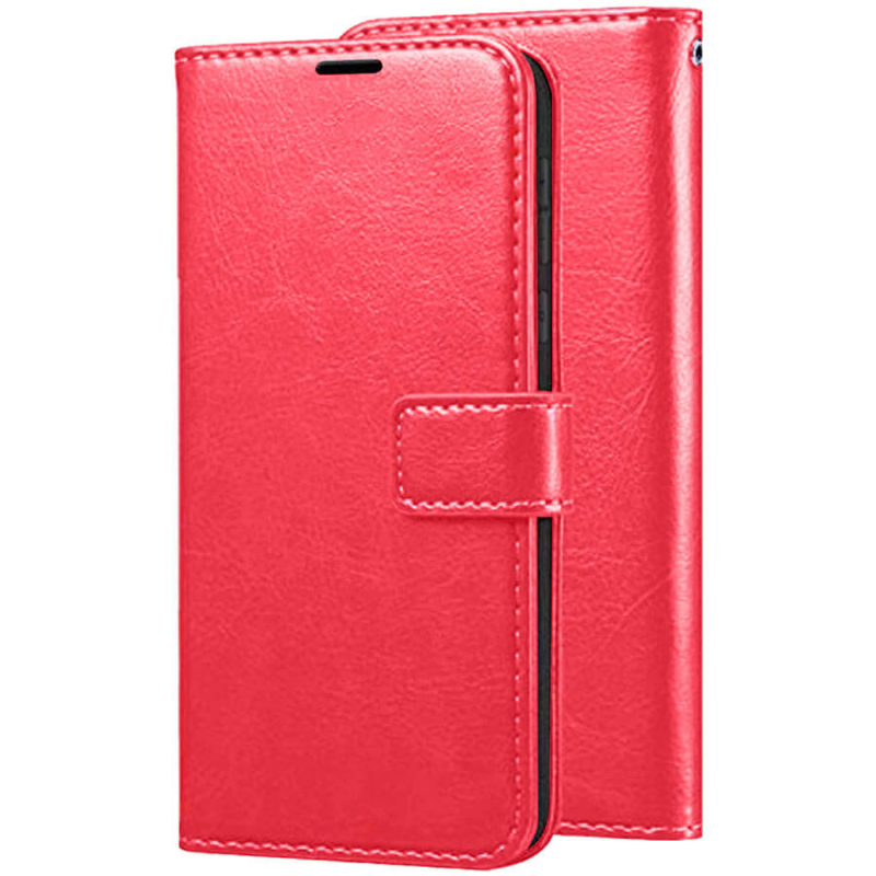 Чехол (книжка) Wallet Glossy с визитницей для Xiaomi Redmi Note 5 Pro / Note 5 (AI Dual Camera)