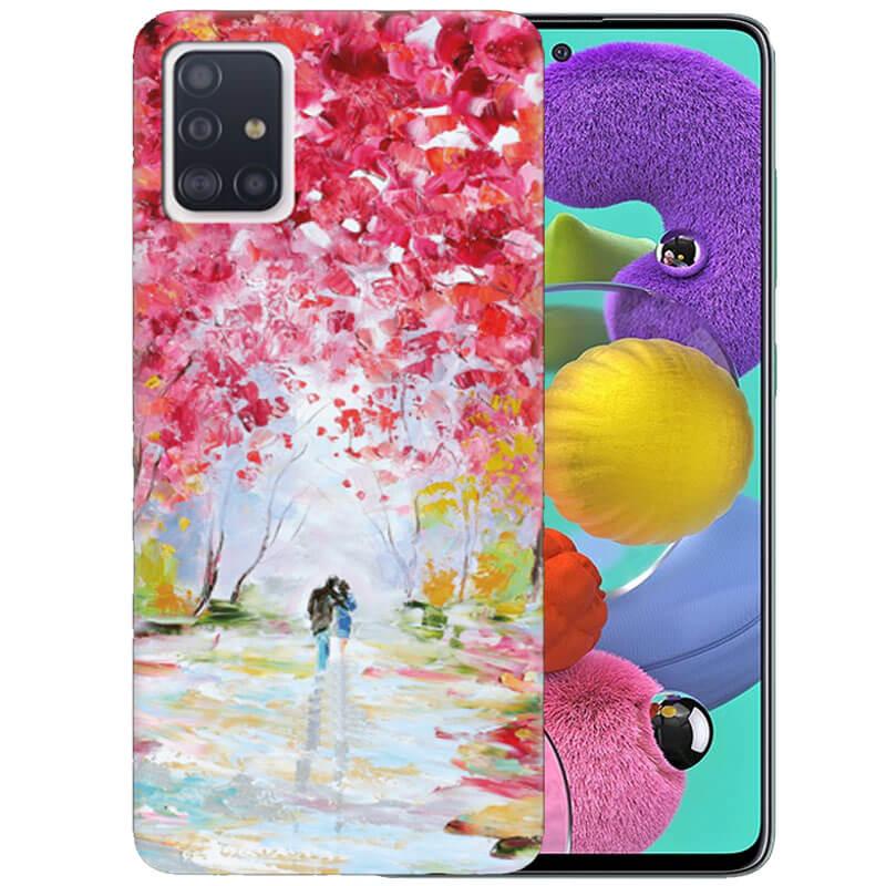 Чехол Love&Spring для Samsung Galaxy A51