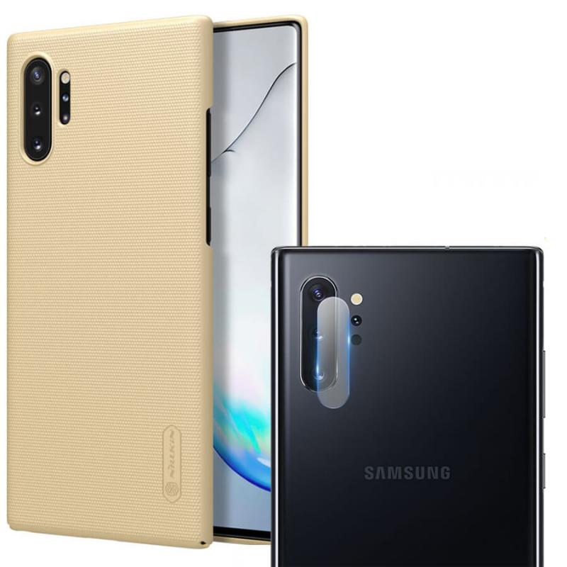 Чехол Nillkin Matte + пленка на камеру со скидкой 60% для Samsung Galaxy Note 10 Plus