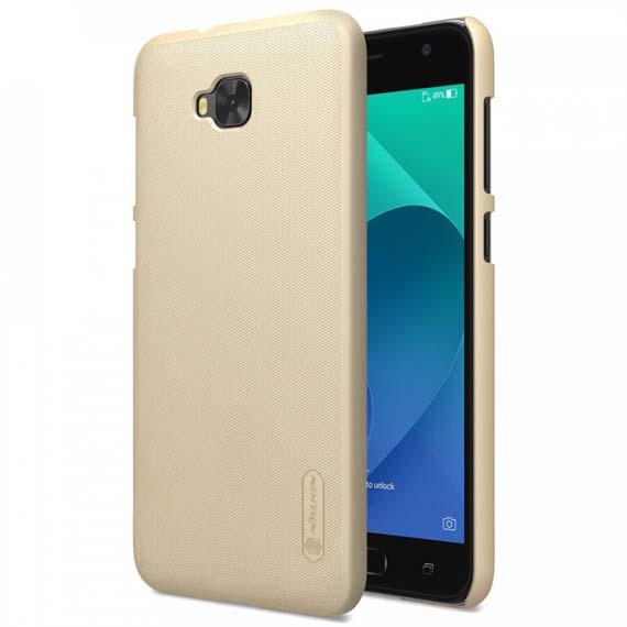 Чехол Nillkin Matte для Asus Zenfone 4 Selfie (ZB553KL / ZD553KL) (+ пленка)