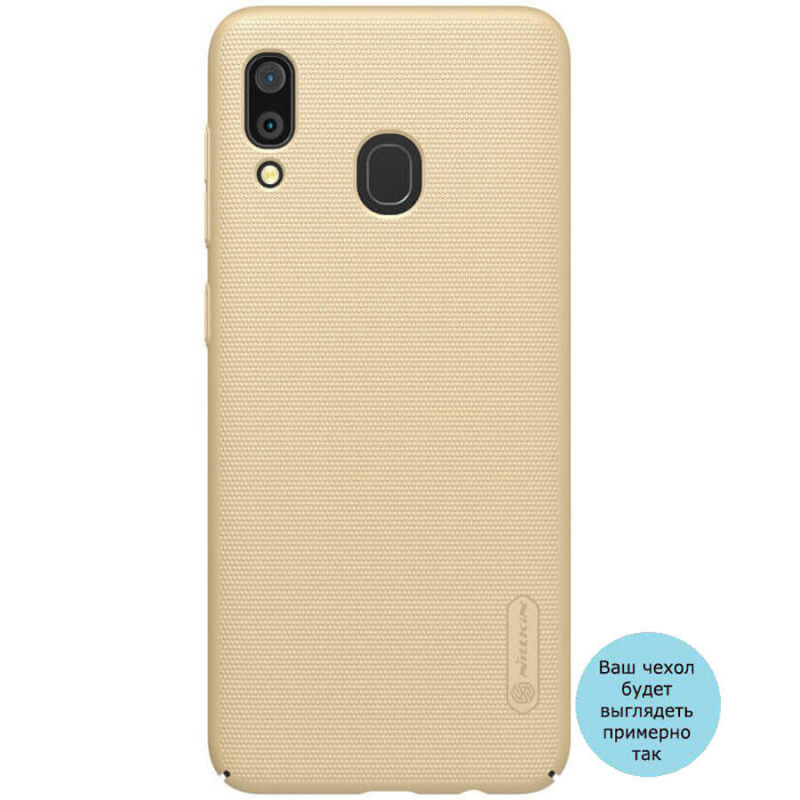 Чехол Nillkin Matte для Samsung Galaxy Note 10 Lite