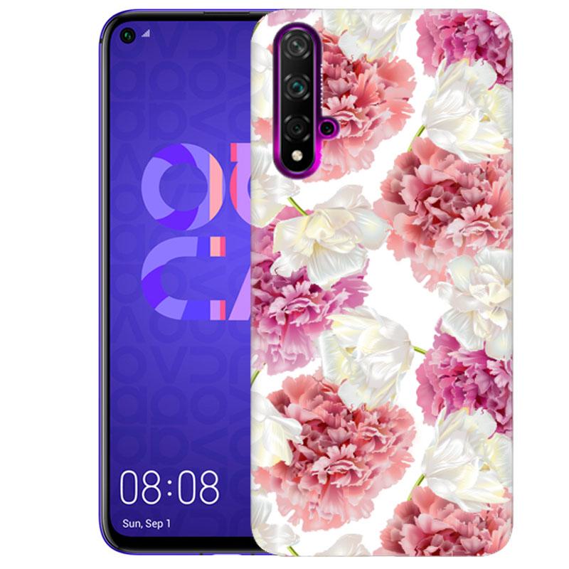 Чехол Only Flowers для Huawei Honor 20 / Nova 5T