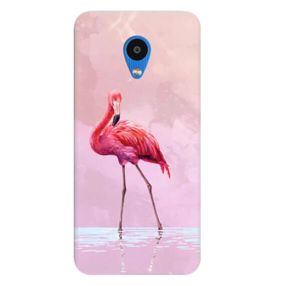 Чехол Pink Flamingo для Meizu C9