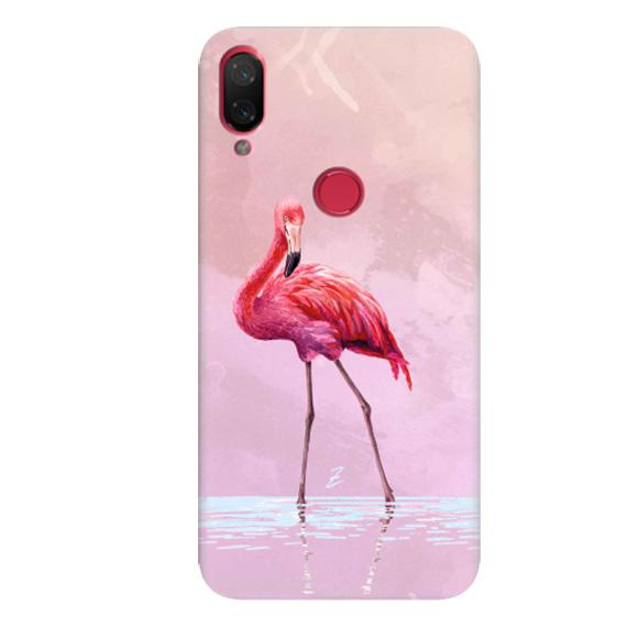 Чехол Pink Flamingo для Xiaomi Mi Play