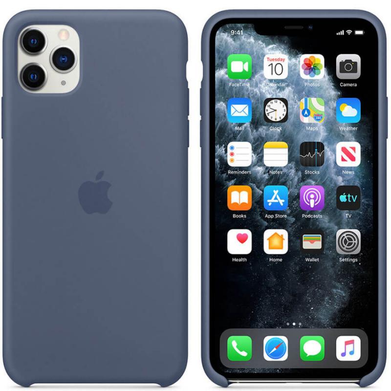 "Чехол Silicone case (AAA) для Apple iPhone 11 Pro (5.8"")"