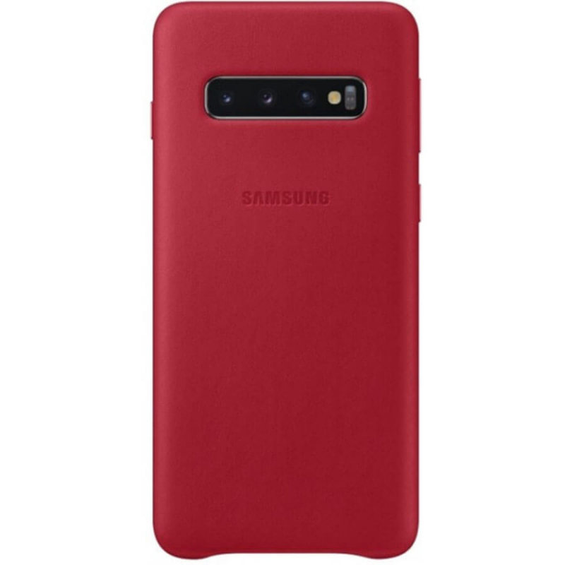 Чехол Silicone case (AAA) для Samsung Galaxy S10
