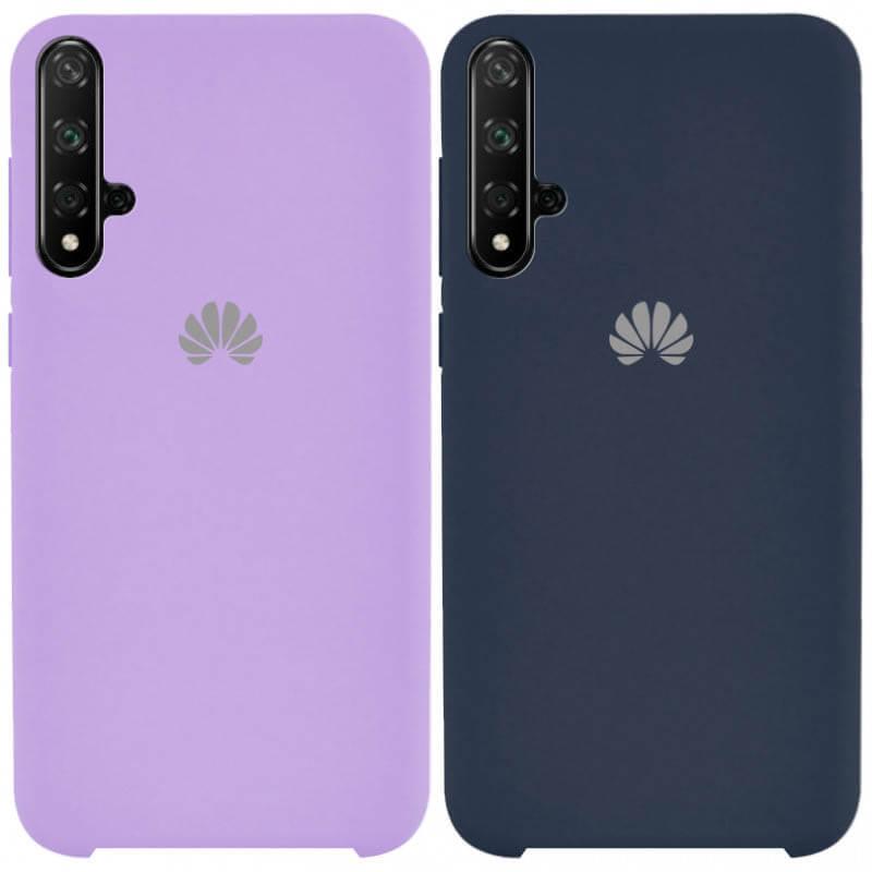 Чехол Silicone Cover (AA) для Huawei Honor 20 / Nova 5T