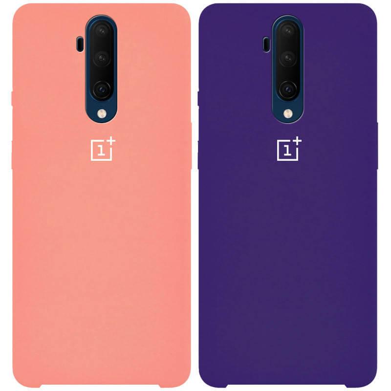 Чехол Silicone case для OnePlus 7 Pro