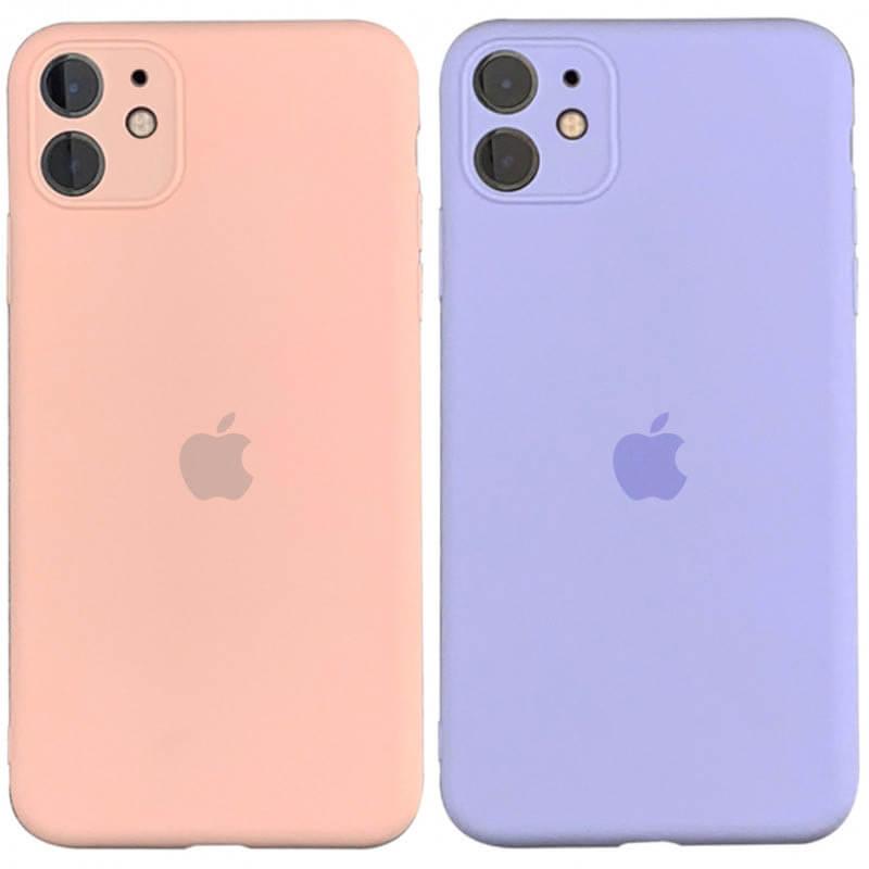 "Чехол Silicone Case Full Camera Protective (AA) для Apple iPhone 11 (6.1"")"