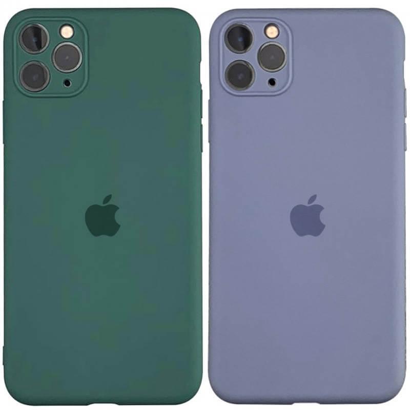 "Чехол Silicone Case Full Camera Protective (АА) для Apple iPhone 11 Pro (5.8"")"