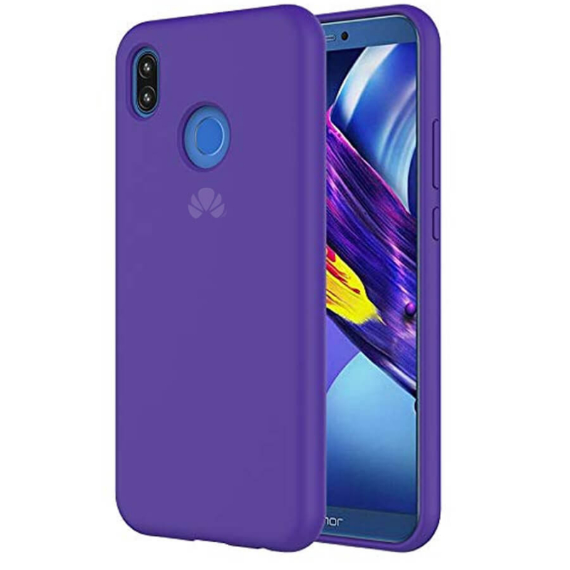 Чехол Silicone Case Full Protective для Huawei P20 Lite