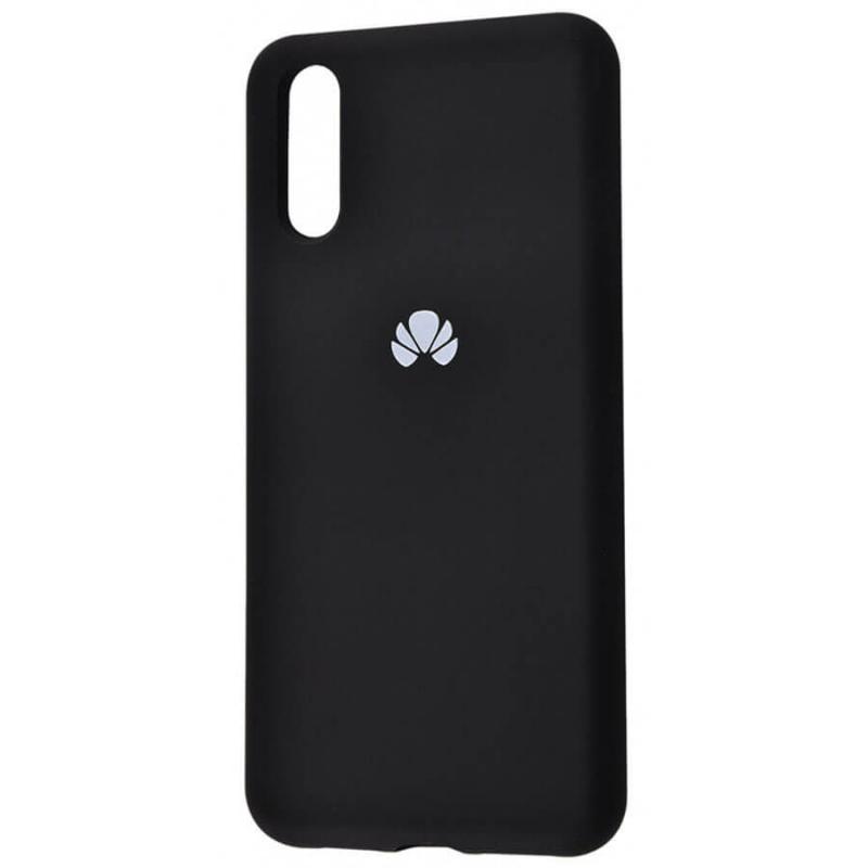 Чехол Silicone Case Full Protective для Huawei P20 Pro