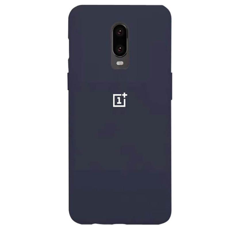 Чехол Silicone Case Full Protective для OnePlus 7