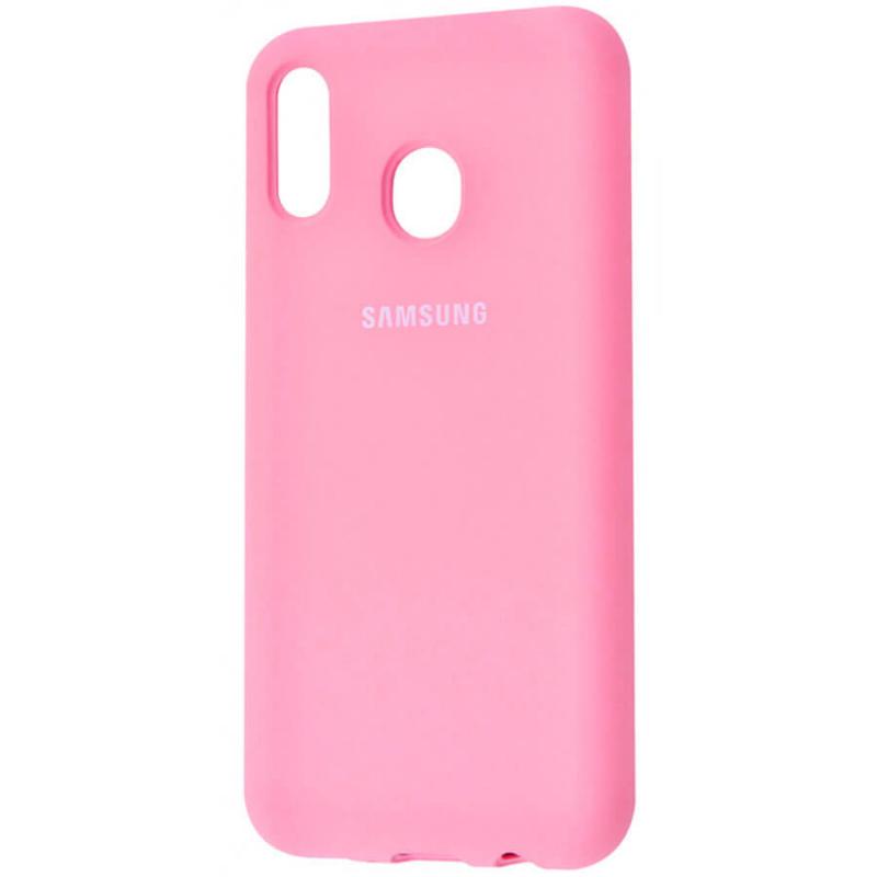 Чехол Silicone Case Full Protective для Samsung Galaxy A40 (A405F)