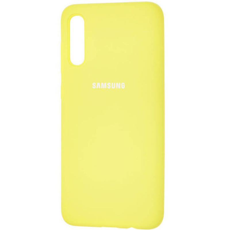 Чехол Silicone Case Full Protective для Samsung Galaxy A50 (A505F) / A50s / A30s