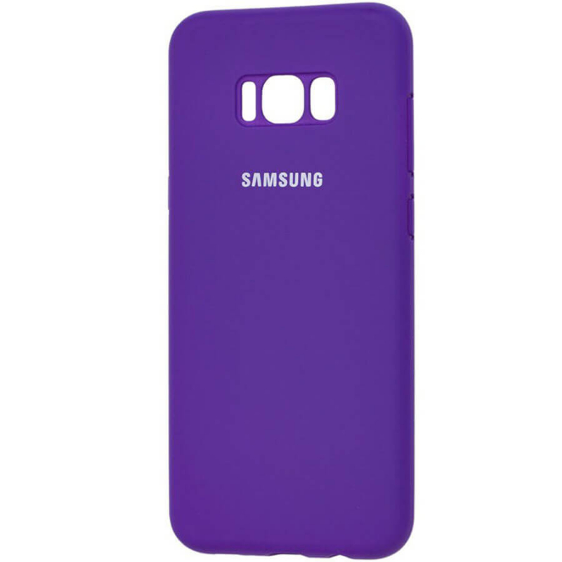 Чехол Silicone Case Full Protective для Samsung G955 Galaxy S8 Plus
