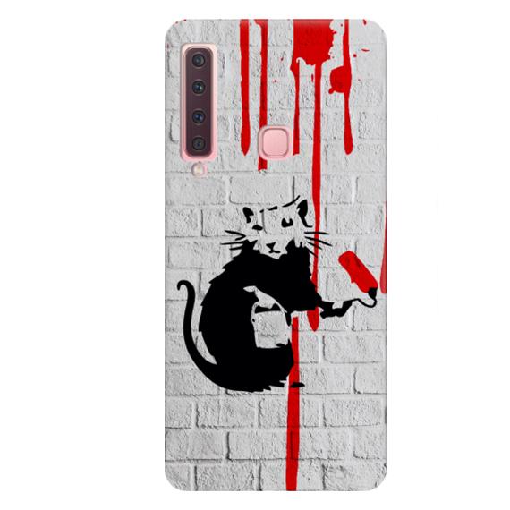Чехол Splinter`s Grafiti для Samsung Galaxy A9 (2018)