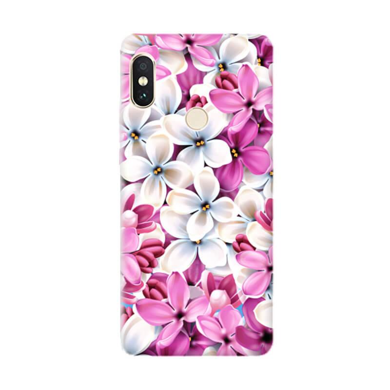 Чехол Spring Flowers для Xiaomi Redmi Note 5 Pro / Note 5 (DC)