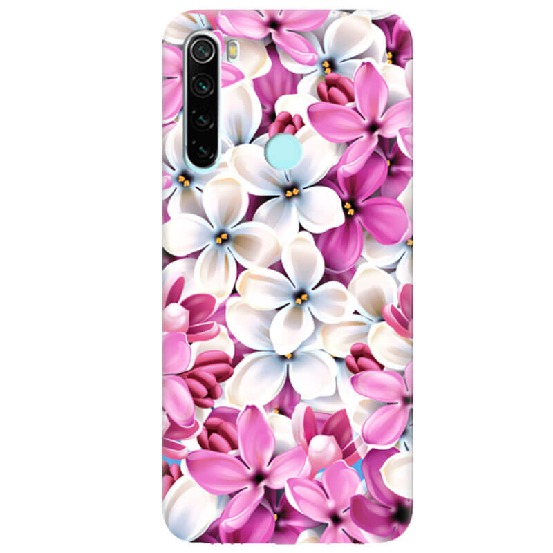 Чехол Spring Flowers для Xiaomi Redmi Note 8T