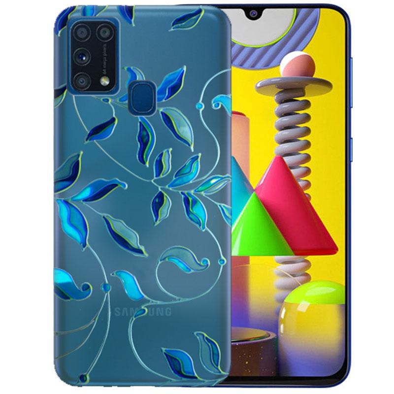 Чехол Witraz Pattern для Samsung Galaxy M31