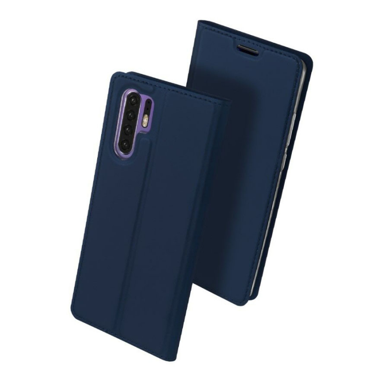 Чехол-книжка Dux Ducis с карманом для визиток для Huawei P30 Pro