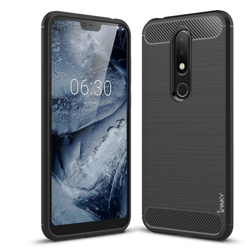 TPU чехол iPaky Slim Series для Nokia 6.1 Plus (Nokia X6)