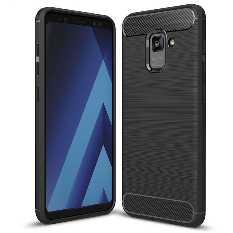 TPU чехол Slim Series для Samsung A730 Galaxy A8+ (2018)