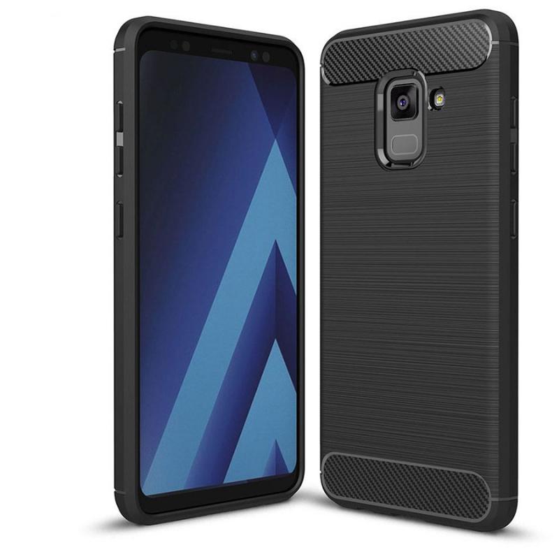TPU чехол Slim Series для Samsung A530 Galaxy A8 (2018)