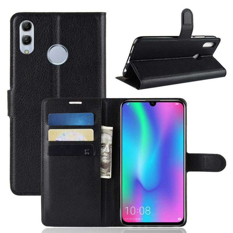 Чехол (книжка) Wallet с визитницей для Huawei Honor 10 Lite / P Smart (2019)