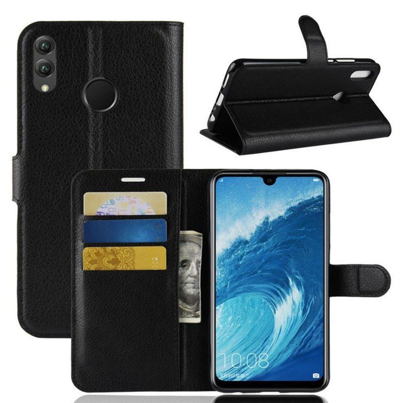 Чехол (книжка) Wallet с визитницей для Huawei Honor 8X Max