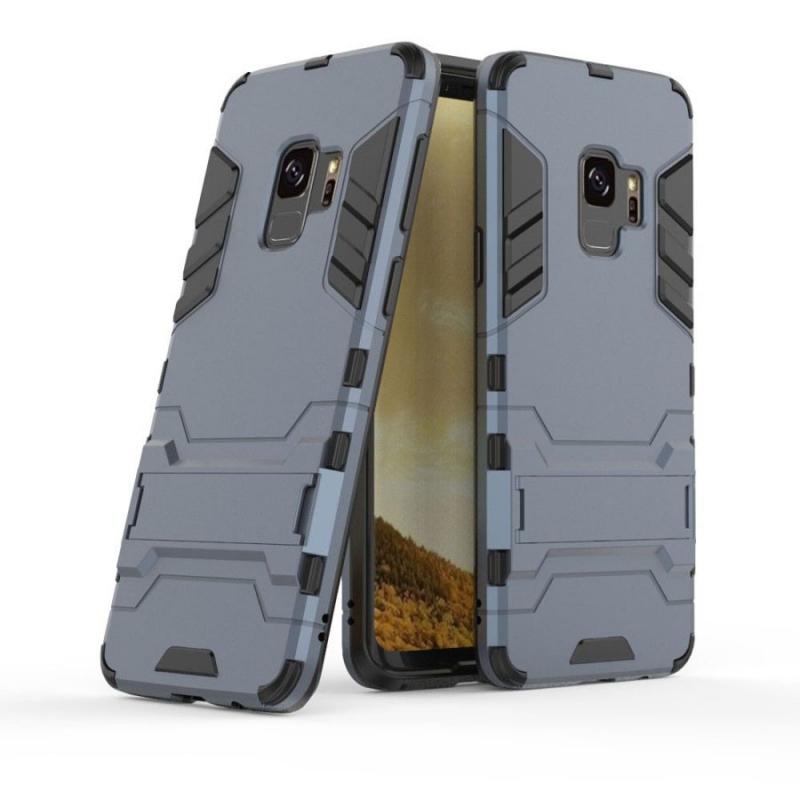Ударопрочный чехол-подставка Transformer для Samsung Galaxy S9 с мощной защитой корпуса