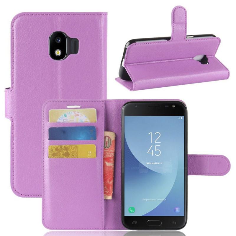 Чехол (книжка) Wallet с визитницей для Samsung Galaxy J2 Core (2018)