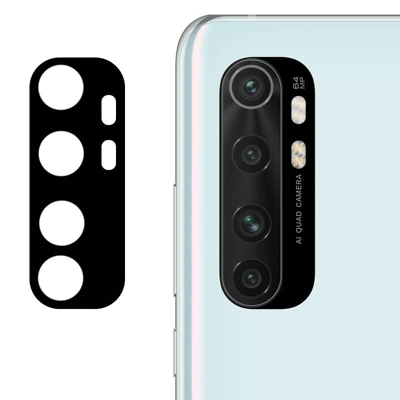 Гибкое защитное стекло 0.18mm на камеру (тех.пак) для Xiaomi Mi Note 10 Lite