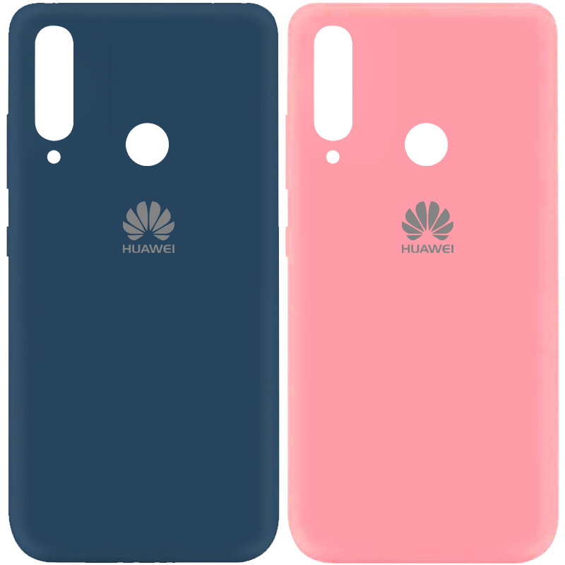 Чехол Silicone Cover My Color Full Protective (A) для Huawei Y6p