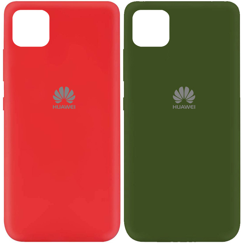 Чехол Silicone Cover My Color Full Protective (A) для Huawei Y5p