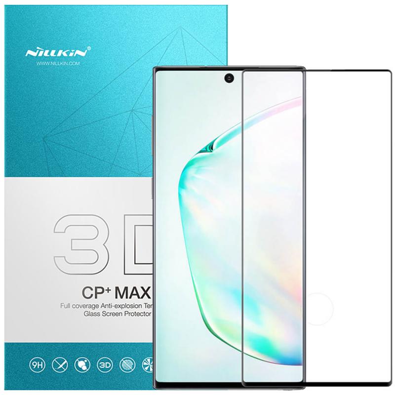 Защитное стекло Nillkin (CP+ max 3D) для Samsung Galaxy Note 20 Ultra