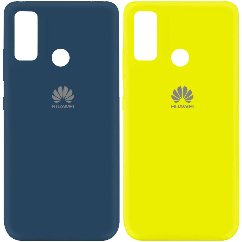 Чехол Silicone Cover My Color Full Protective (A) для Huawei P Smart (2020)