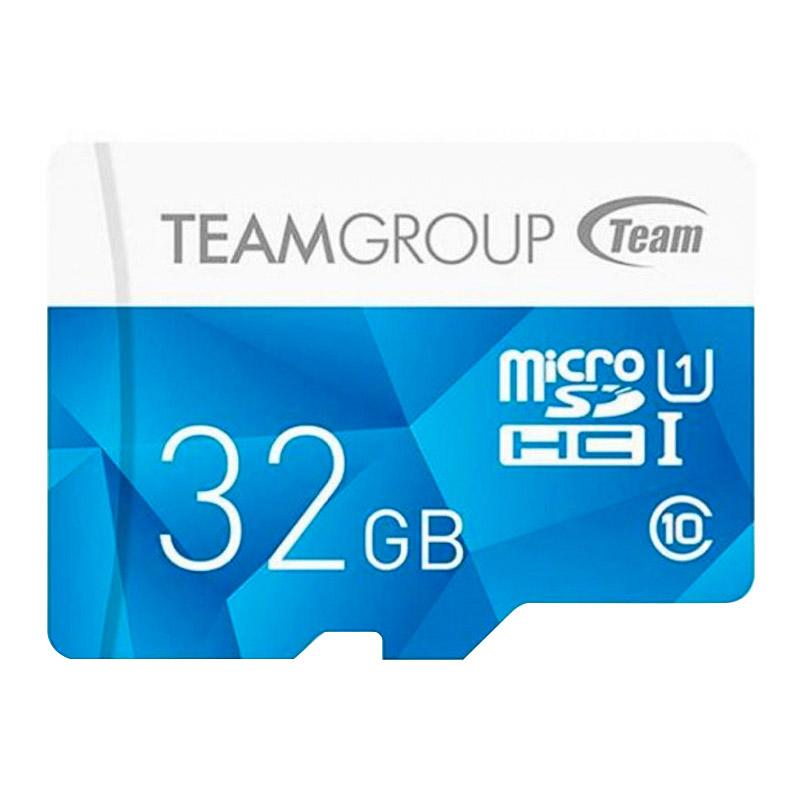 Карта памяти Team Color microSDHC 32 GB Card Class 10